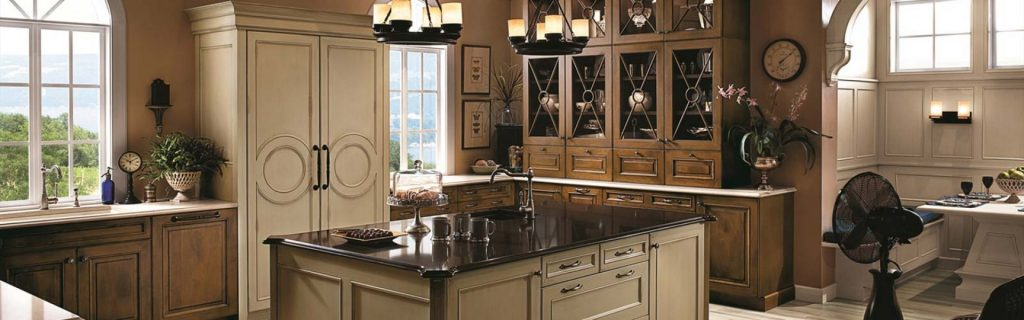 Woodmode Cabinetry.