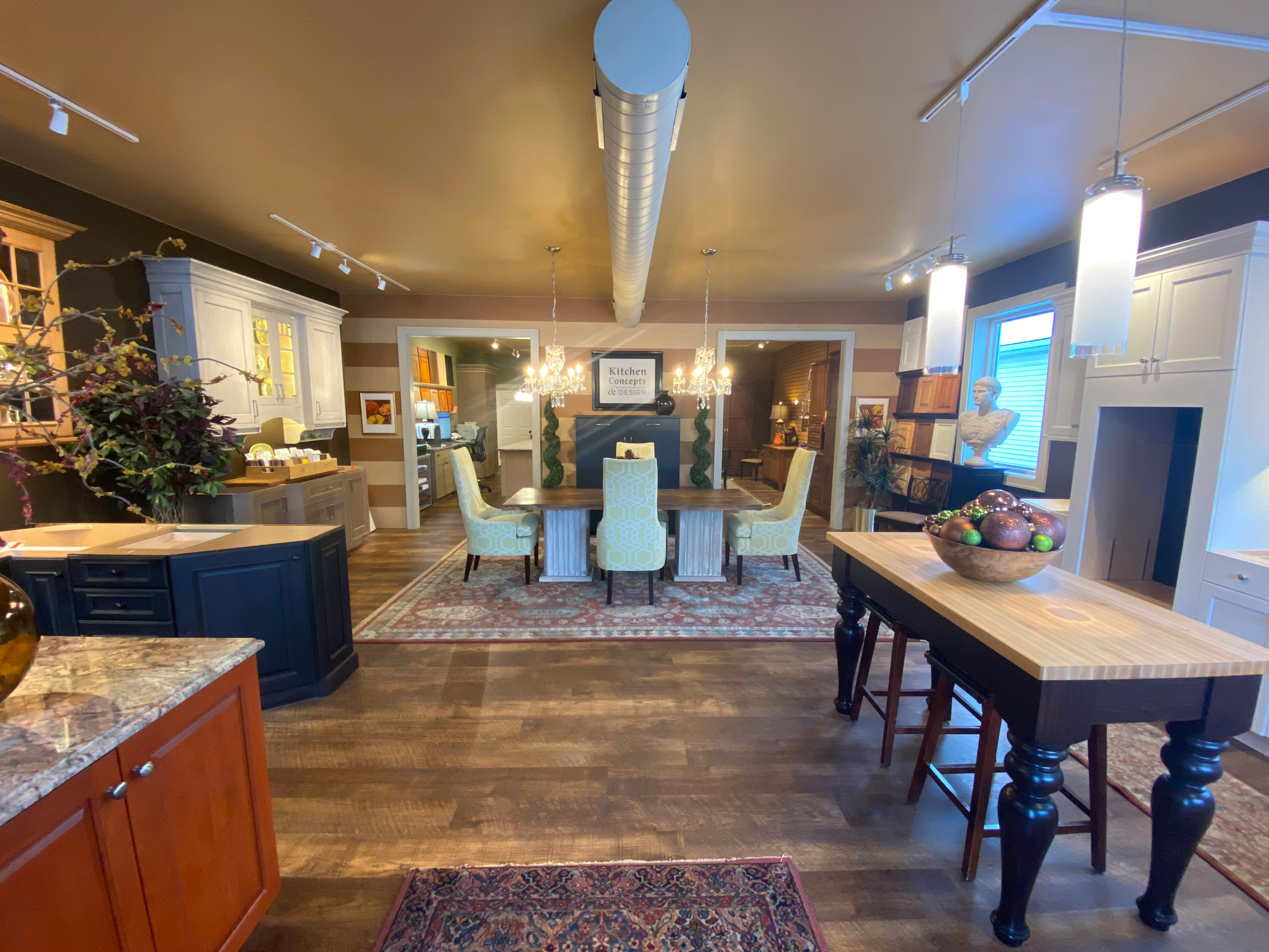 Kitchen Concepts Showroom