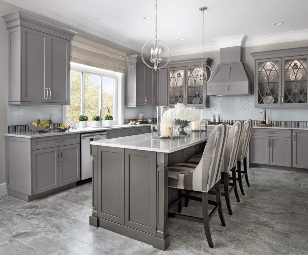 Brookhaven Cabinetry. Kitchen and interior design services
